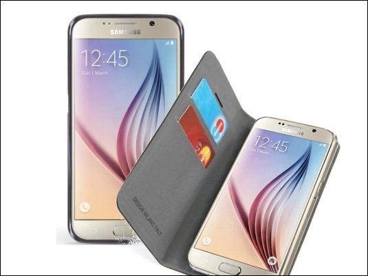 Tucano lanza las primeras fundas para el Samsung Galaxy S6 Edge y Samsung Galaxy S6