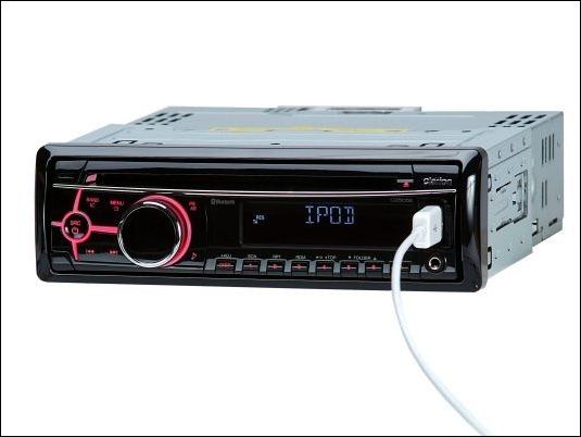 La CZ505E, el nuevo sistema de audio car de Clarion