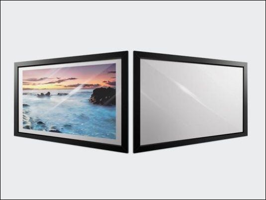Miralay, el televisor espejo en el que premia el diseño y la elegancia
