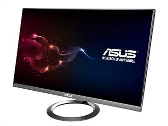 ASUS anuncia el monitor Designo MX27AQ: resolución WQHD, sonido Bang & Olufsen