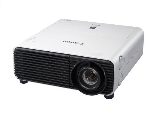 Canon lanza un nuevo proyector con Wi-Fi