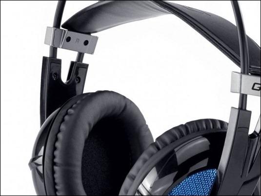 Genius anuncia la mejor arma de sonido 7.1 para los gamers: los auriculares Junceus de la línea GX-Gaming