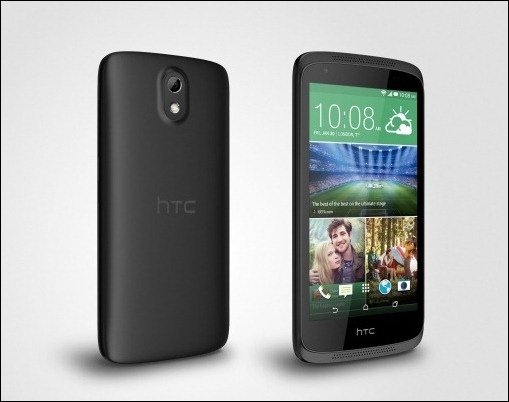 HTC Desire 526G Dual SIM: cámara de alta calidad y un potente procesador Quad-Core