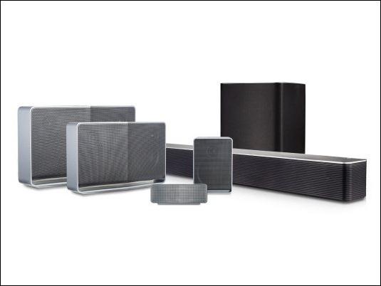 LG Home Music se actualiza incorporando Google Cast