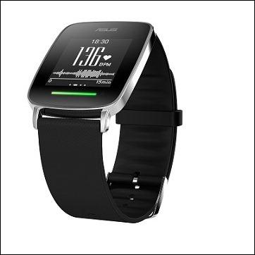 ASUS presenta VivoWatch… un completo reloj fitness y que cuida nuestra salud