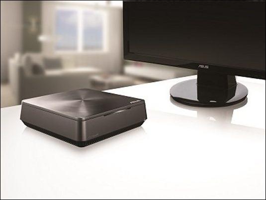 ASUS presenta los nuevos modelos VivoPC