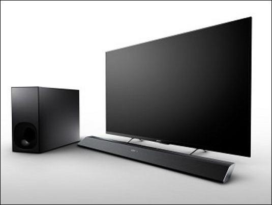 Sony presenta 2 nuevas barras de Sonido para disfrutar del mejor audio sin cables a la vista