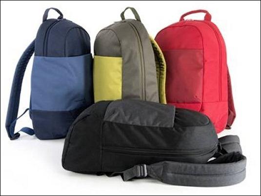 Tucano presenta su nueva mochila Svago