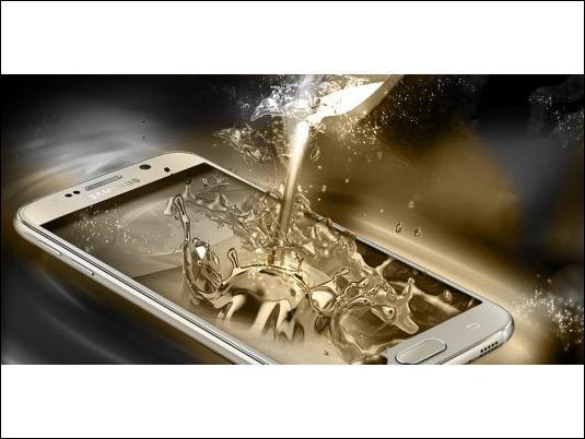 """Samsung desata una """"fiebre del oro"""" con los Galaxy S6"""