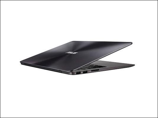 ASUS ZenBook UX305, el más ligero y fino del mercado.