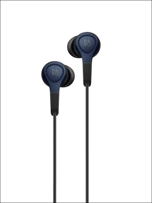 Beoplay H3 Ocean Blue de Bang & Olufsen, los auriculares con más estilo