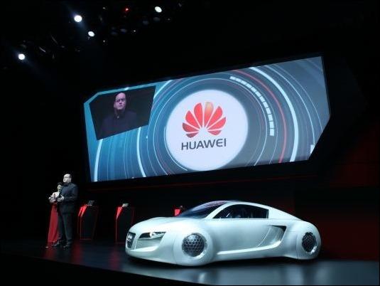 Huawei anuncia un acuerdo con Audi Group para explorar la tecnología de vehículos interconectados