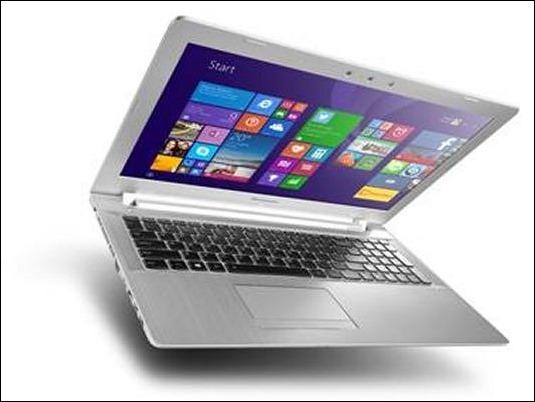 Lenovo Z51, un potente portátil para el trabajo y el entretenimiento