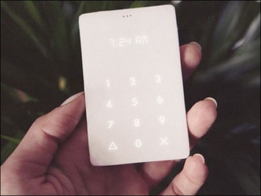 Light Phone, el móvil que solamente permite enviar y recibir llamadas