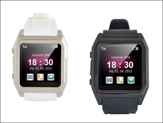 Smartwatch AIRIS SW01B (2)