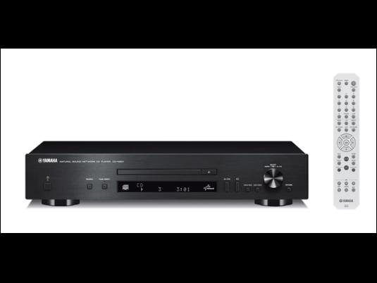 Yamaha CD-N301: Un sólo equipo para toda tu música