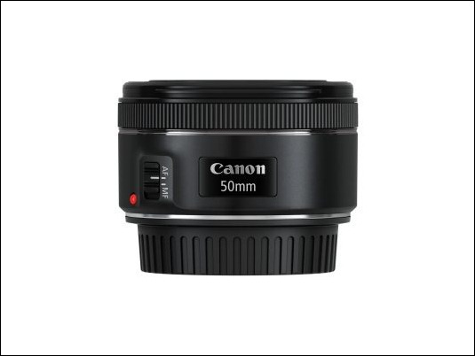 canon EF 50 mm f1,8