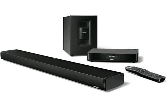 Bose Cinemate 130: el mejor sonido para vivir el mayor espectáculo del mundo!