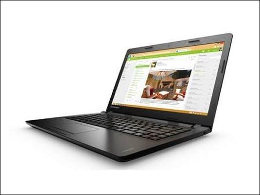 Lenovo ideapad 100, el portátil básico a precio asequible.