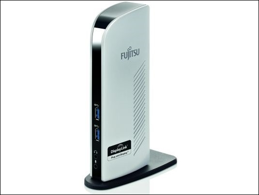 Fujitsu USB 3.0 Port Replicator, el dispositivo perfecto para entornos hot-desk
