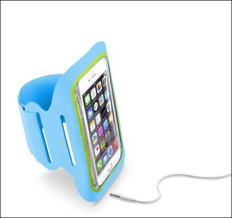 Pulsera y accesorios para fitness de Cellularline