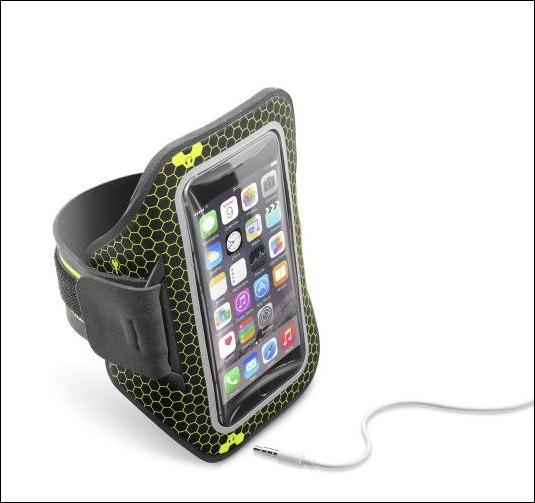 Accesorios para llevar el móvil haciendo Running