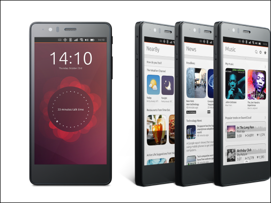 BQ presenta Aquaris E5 HD Ubuntu Edition, el smartphone con software libre.