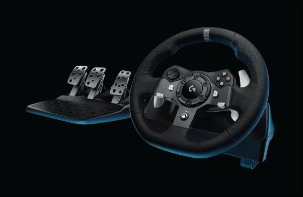 Logitech G presenta el primer volante de carreras con tecnología Force Feedback para Xbox One y PC