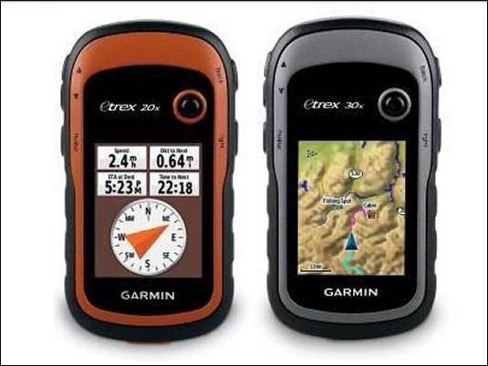 Nuevos GPS de outdoor eTrex 20x y 30x de Garmin