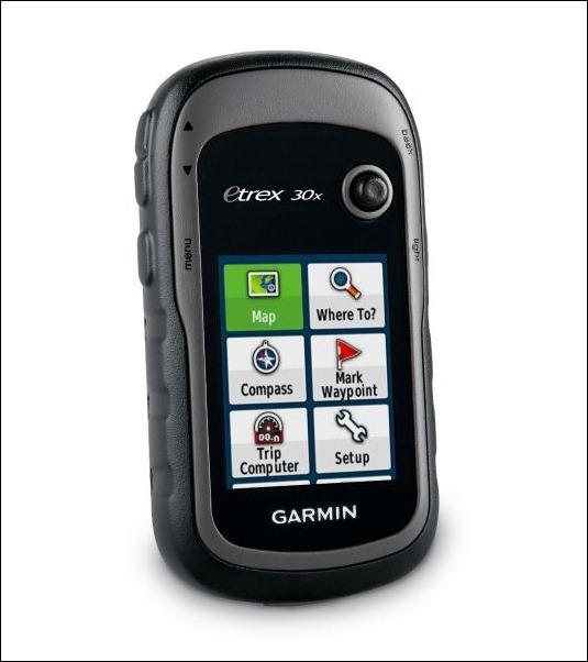 Garmin eTrex30x