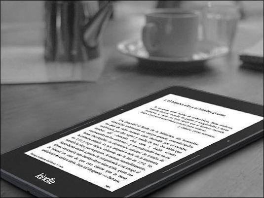 Kindle Voyage, el Kindle más avanzado hasta la fecha, ahora disponible en España