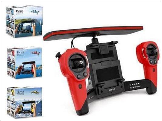 Parrot Skycontroller para Bebop Drone: llega como producto independiente para todos los pilotos del mundo RC