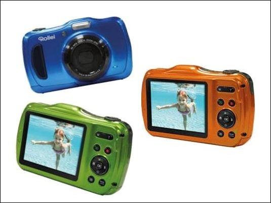 Rollei Sportsline 100, una cámara digital compacta y todoterreno