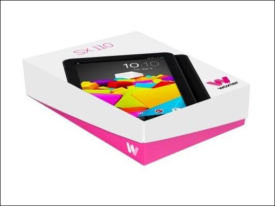 Potencia y versatilidad en el nuevo tablet SX 110 de Woxter