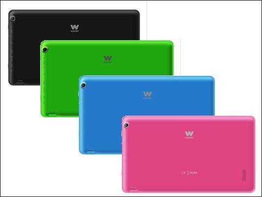 """Disfruta de la potencia Octacore con el Tablet SX 100 de Woxter con pantalla de 10"""""""