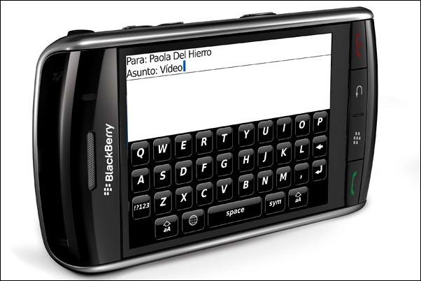 Ex CEO de BlackBerry explica que su móvil anti-iphone, el Storm, no consiguió apenas ventas