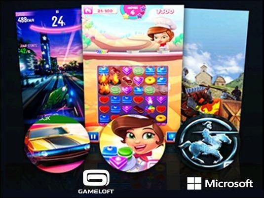 ¡Estrena Lumia y consigue 90€ de regalo en juegos Gameloft!
