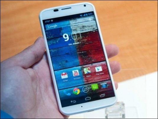 Moto X 2015: Se filtra imagen del nuevo smartphone de Motorola