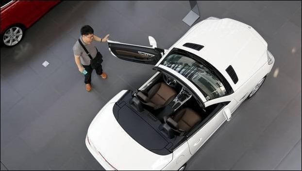 Universidad china diseña un automóvil que se controla con la mente