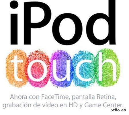 Apple presenta el nuevo iPod touch con videollamada y grabación de video en HD
