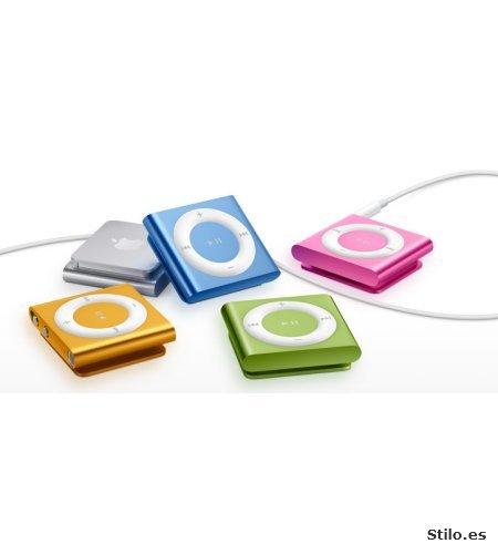 El iPod más pequeño del mundo, el Shuffle, por solo 49 €