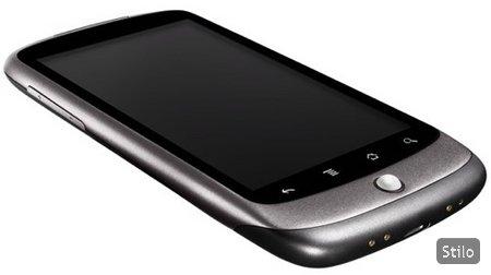 Nexus One vende  solo 80.000 móviles en su primer mes