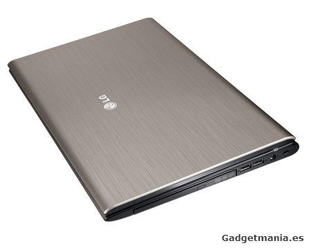 Portátil LG A505 con pantalla de 15,6? y resolución HD Plus