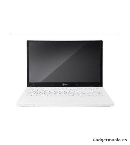LG P210, un portátil de 12,5 pulgadas con el tamaño de un netbook