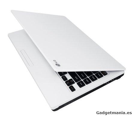 Portátil LG P420, un portátil de 14 pulgadas de gran rendimiento