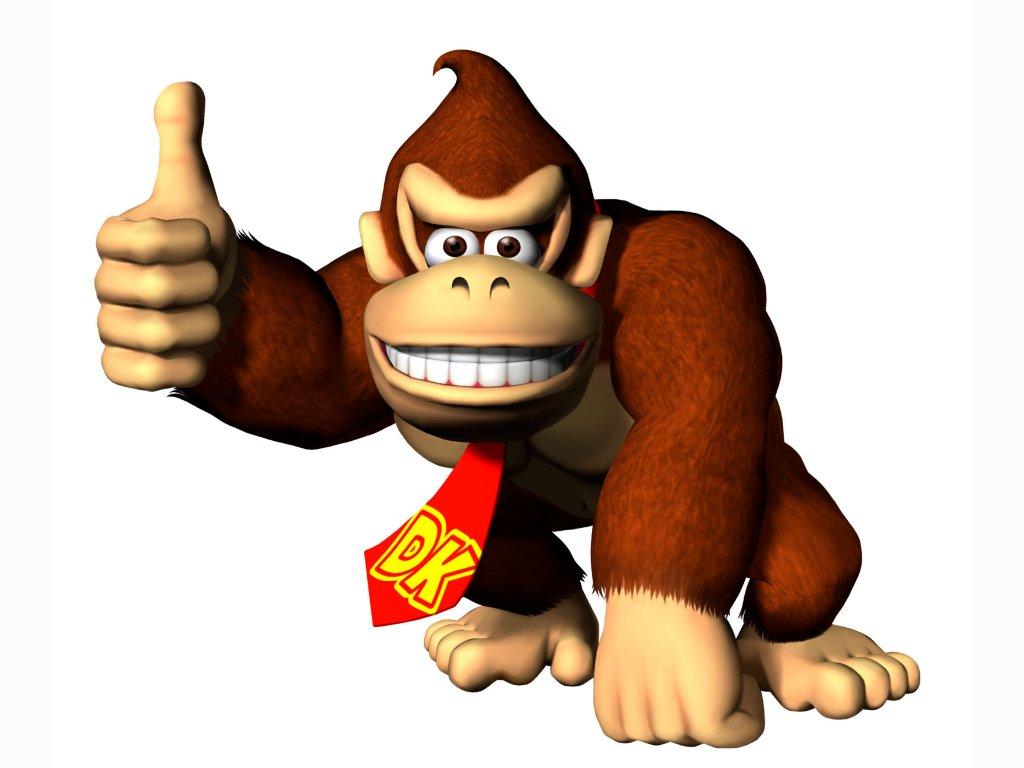Donkey Kong, su historia