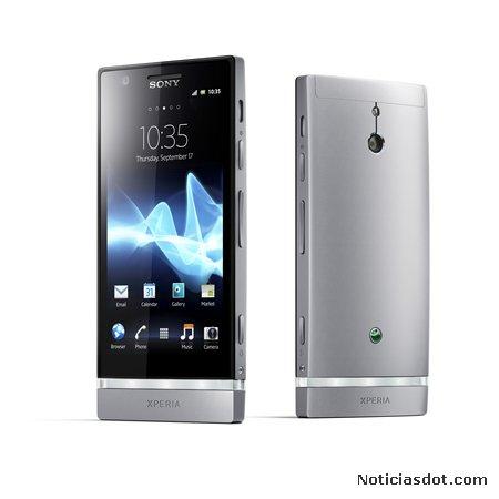 Sony Xperia P, una experiencia de ultrabrillante