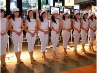 Sony- PlayStation en la Tokyo Game Show, Booth Babes