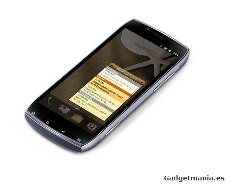 El Iconia Smart, un 'smarthphone' de 4,8 pulgadas de Acer, llegará a España en mayo
