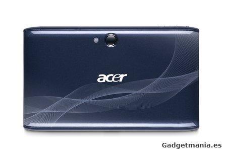Acer Iconia Tab A100, tablet con pantalla de 7 pulgadas